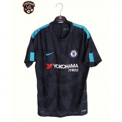 "Chelsea FC Third Shirt Vapor 2017-2018 (L) ""Perfect"""