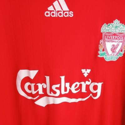"Liverpool FC Home Shirt 2006-2008 (XL) ""Good"""