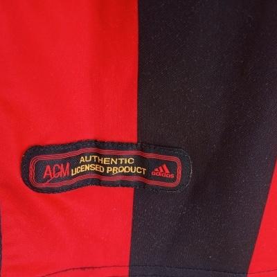 """AC Milan Home Shirt 2000-2002 (S) """"Good"""""""