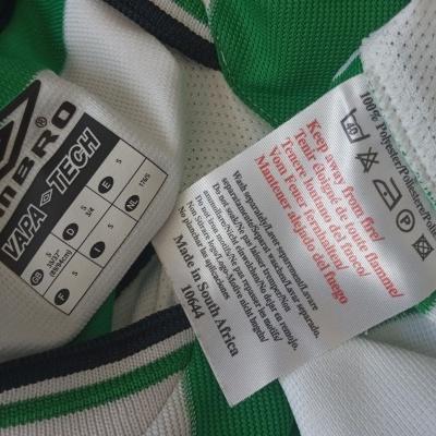 "Celtic FC Home Shirt 2001-2002 (S) ""Very Good"""
