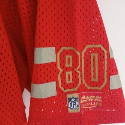 "Vintage San Francisco SF 49ers NFL Jersey 1991 (XL) ""Very Good"""