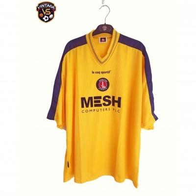 "Charlton Athletic FC Away Shirt 1999-2000 (XXL) ""Very Good"""