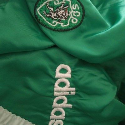 "Sporting CP Issue Football Shorts 1993-1994 (XL) ""Very Good"""