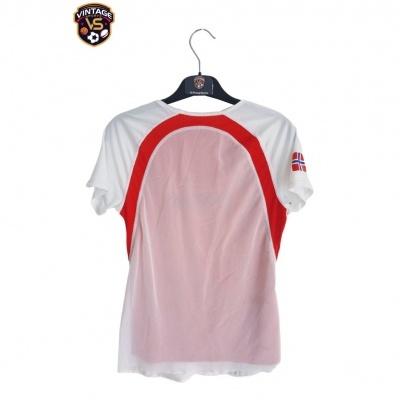 "Norway Team Olympics Shirt Athletics Womens Puma (M) ""Very Good"""