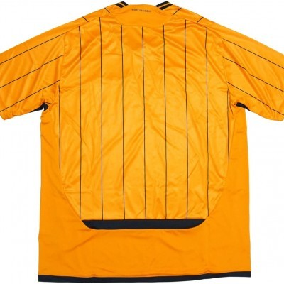 NEW Hull City FC Home Shirt 2009-2010 (XXL)