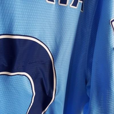 "Manchester City Home Shirt 2013-2014 #42 Toure Yaya (M) ""Good"""