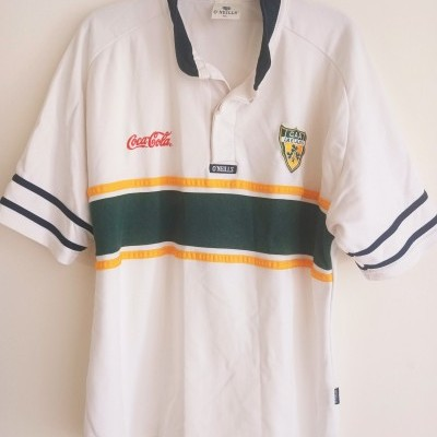 "Vintage Ireland GAA Gaelic Polo Shirt (XL) ""Very Good"""