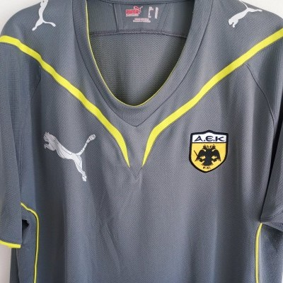 "AEK Athens Training Shirt 2009-2010 (XL) ""Very Good"""