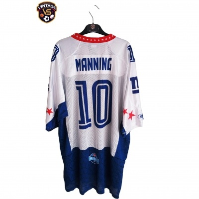 "New York Giants NFL Pro Bowl 2009 #10 Manning (2XL) ""Perfect"""