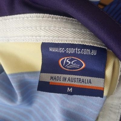 "Matchworn Oulton Raiders ARLFC Rugby League Shirt #19 (M) ""Very Good"""