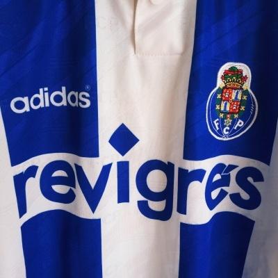 "FC Porto Home Shirt 1995-1996 (L) ""Very Good"""