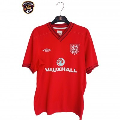 "England Training Shirt 2012 (M) ""Very Good"""