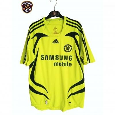 "Chelsea FC Away Shirt 2007-2008 (M) ""Very Good"""