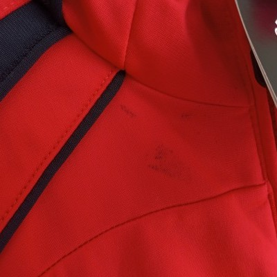NEW SL Benfica Track Top Jacket 2010-2011 (L)