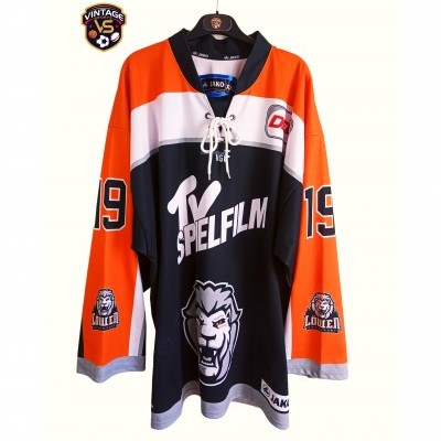"Löwen Frankfurt Lions Ice Hockey Shirt 2014 #19 (XXL) ""Very Good"""