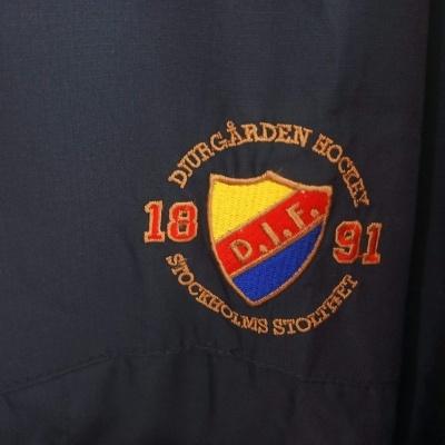 "Djurgardens IF Ice Hockey Jacket Sweden (XL) ""Perfect"""