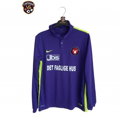 "FC Midtjylland Away Shirt L/S 2016-2017 (XL Youths) ""Very Good"""