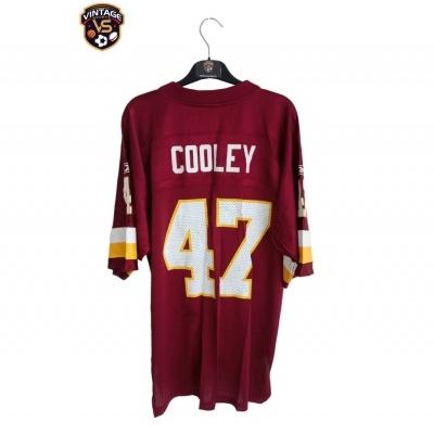 "Washington Redskins NFL Jersey #47 Cooley (M) ""Good"""