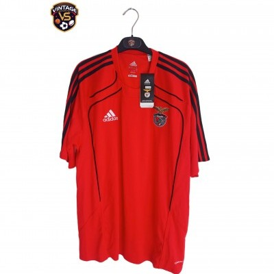 NEW SL Benfica Training Shirt 2010-2011 (L)