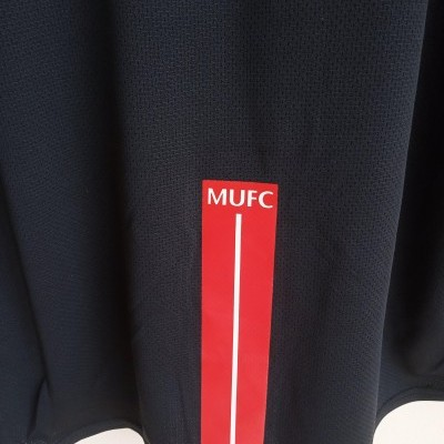 "Manchester United Away Shirt 2007-2008 (L) ""Very Good"""