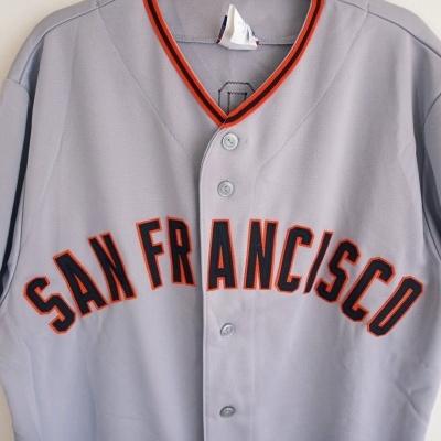 "San Francisco Giants Baseball MLB Jersey #13 Vizquel (L) ""Very Good"""