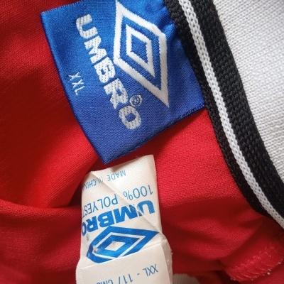 "Manchester United Home Shirt 1998-1999 (XXL) ""Good"""