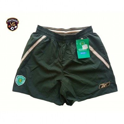 NEW Sporting CP Football Away Shorts 2003-2004 (S)