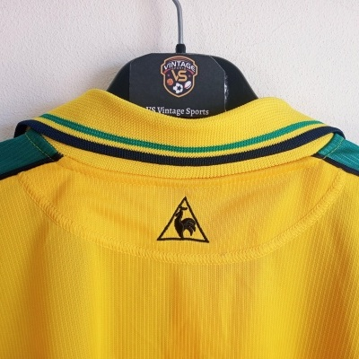 "FC Nantes Home Shirt 2000-2002 (M) ""Perfect"""