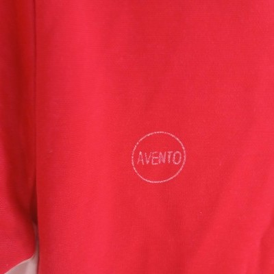 "Vintage Football Shirt Avento Red White (M) ""Good"""