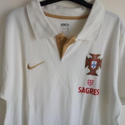 "Portugal Issue Football Polo Shirt 2008-2010 (XL) ""Very Good"""