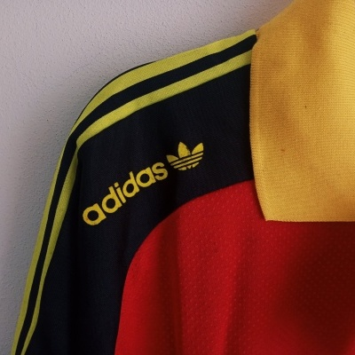 NEW Vintage Goalkeeper Shirt Adidas 1980s (L)