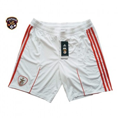 NEW SL Benfica Home Shorts 2010-2011 (XL)