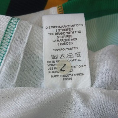NEW South Africa Away Shirt 1999 #17 McCarthy (XL)
