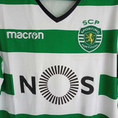 "Sporting CP Home Shirt 2017-2018 (S) ""Very Good"""