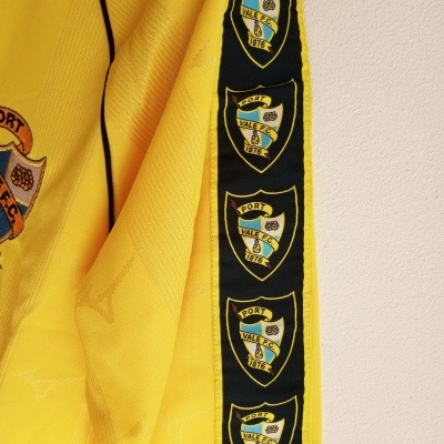 NEW Port Vale FC Away Shirt 1999-2000 (S)
