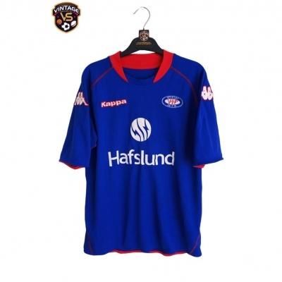 "Signed Valerenga IF Home Shirt 2009-2010 (L) ""Average"""