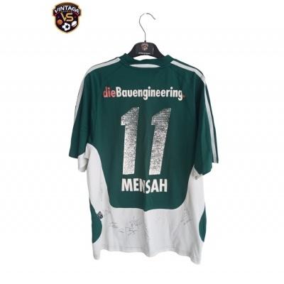 """Matchworn FC ST Gallen Home Shirt 2004 125 Years #11 Mensah (M) """"Good"""""""