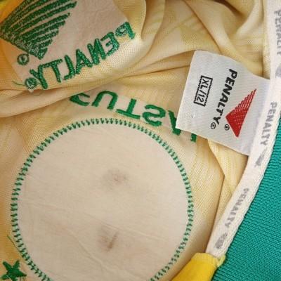 """Brazil Futsal Club Home Shirt 1990s (XL) """"Very Good"""""""