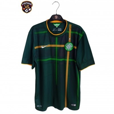 "Celtic Glasgow FC Away Shirt 2014-2015 (M) ""Perfect"""