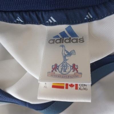"""Tottenham Hotspurs Home Shirt 2001-2002 (XL) """"Very Good"""""""