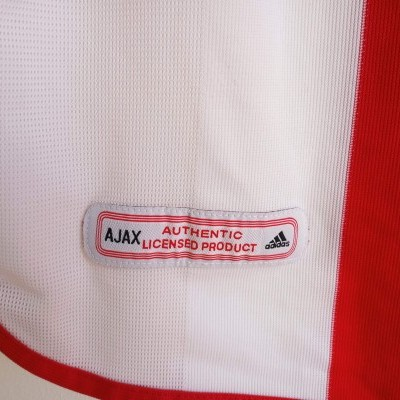 "Ajax Amsterdam Centenary Home Shirt 2000-2001 (XL) ""Good"""