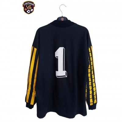 "Vintage Goalkeeper Shirt Adidas 1990 Orange (M) ""Very Good"""
