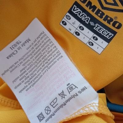 """Celtic FC Away Shirt 2000-2002 (L) """"Very Good"""""""
