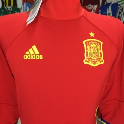 BNWT Spain Training Shirt 2015 Player Version Adizero