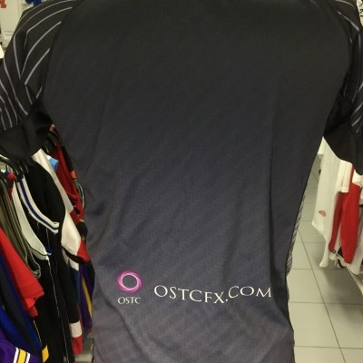 Ospreys Rugby Away Shirt 2014-15 Kids Wales