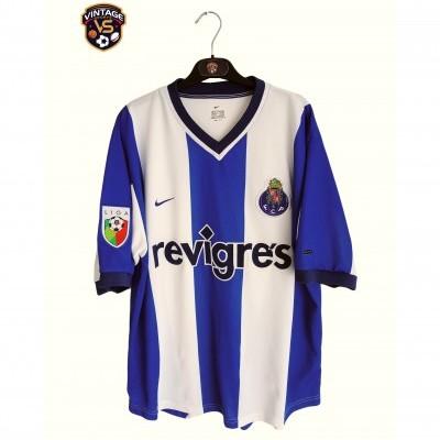 "FC Porto Home Shirt 2000-2001 (XL) ""Very Good"""