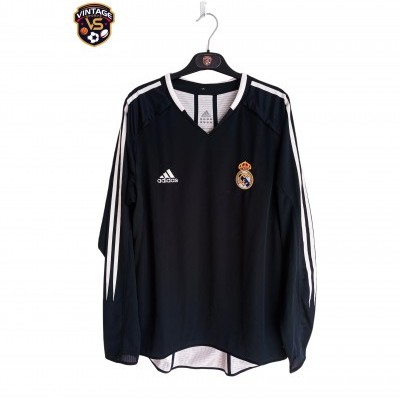 "Player Issue Real Madrid Away Shirt 2004-2005 (L) ""Perfect"""