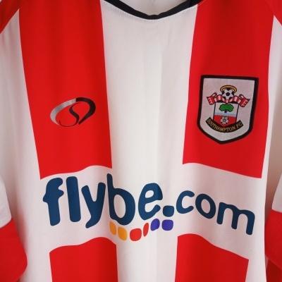 """Southampton FC Home Shirt 2006-2007 (XL) """"Very Good"""""""
