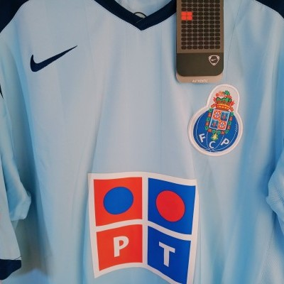 NEW FC Porto Away Shirt 2005-2006 (L)