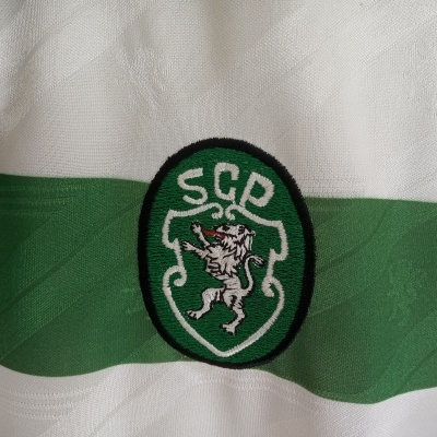 NEW Sporting CP Home Shirt 1996-1997 (M)